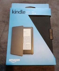 Genuine Amazon Protective Cover for Kindle 8th Generation - Black Official