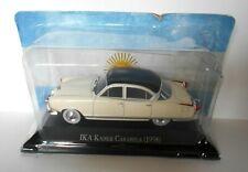 "DIE CAST  DIE CAST IKA KAISER CARABELA (1958) "" AUTOS INOLVIDABLES SALVAT 1/43"