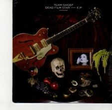 (DJ419) Team Ghost, Dead Film Star EP - 2012 sealed DJ CD