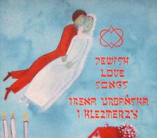 CD IRENA URBANSKA i KLEZMERZY Pieśni miłosne / Jewish love songs