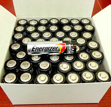 CASE 48 NEW Eveready Energizer AA Alkaline Battery!!
