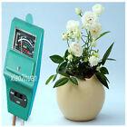 Useful For Hydroponic Plant Soil 3in1 Moisture Light PH Meter Tester New