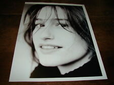 MARIE GILLAIN -  MINI POSTER N&B N°2 !!!!!!!!!!!