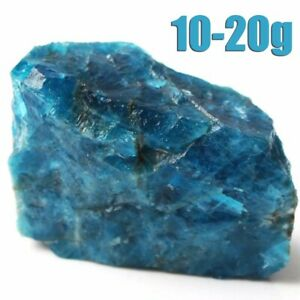 Natural Apatite Amazonite Crystal Rough Stone Mineral Specimen Gemstone Gift