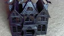 Yankee Candle Haunted House Mansion Tea Light Holder