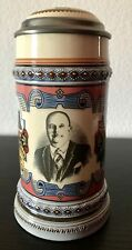 August A Busch Stein Anheuser Busch Second In a Series Founders Limited Edition