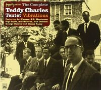 Teddy Charles THE COMPLETE TENTET VIBRATIONS (2 LPS ON 1 CD)