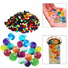 Water Beads | 1000 Pieces Mixed Colors Water Pearls | Great for Vases, Plants