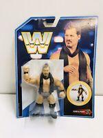 WWE Mattel Retro CHRIS JERICHO Wrestling Figure Wrestlemania Wwf Hasbro
