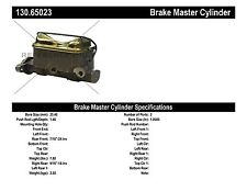 Centric Parts 130.65023 New Master Brake Cylinder
