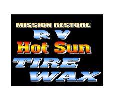 RV Tire Wax. 32 Oz.