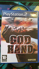 GOD HAND - PS2 / PLAYSTATION 2 - SONY - CAPCOM - JEU COMPLET