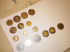 LOTTO STOCK 20 MONETE ESTERE CINA COINS HONG KONG collezionismo numismatica