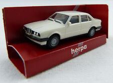 BMW 325i weiss Herpa 2078 1:87 H0 in OVP [WK]
