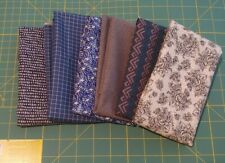 Four Fat Quarters ~ 100% Cotton Fabric For Making Masks or Quilting