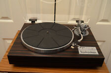 Vintage Yamaha YP-D9 Turntable in Excellent Condition, RARE, Zebra wood finish