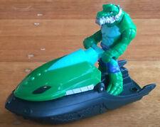 Imaginext DC Super Friends Killer Croc Figure and Swamp Ski Vehicle with Acces