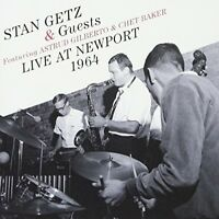 Stan Getz - & Guests: Live At Newport 1964 [New CD] Spain - Import