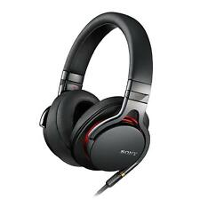 Sony Mdr-1a Premium High-resolution Audio Closed Dynamic 40mm Driver Headphones
