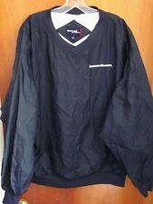 SHERWIN-WILLIAMS Paint Company XL pullover jacket Cover Earth nylon embroidery