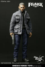 1/6 Frank Stealth Clothing & Head Sets by ONESIX-VERSE TOYS
