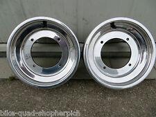 Suzuki LTZ400 Aluminium Rim Rims Wheel rim set front 2 Pcs