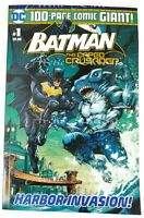 Batman: The Caped Crusader #1 DC Comics 100 Page Giant Book Target Exclusive