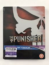 The Punisher | Zavvi | Exclusive | SteelBook UK Limited Blu-ray