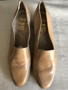 Amalbi By Rangoni Leather Loafer/ As New/ Size 11/ Made In Italy