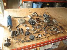 1983-1985 Honda XR350 Stator Flywheel Shift Drum Monoshock Linkage Etc Parts Lot