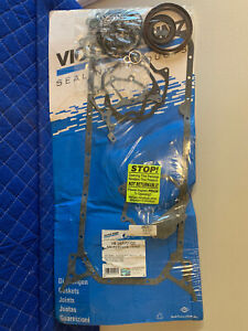 NOS Sealed Victor Reinz Mercedes Benz W201 190D Lower Gasket Set 6020105505