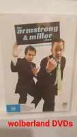 The Armstrong & Miller Show : Season 1 [ DVD ] LIKE NEW, Region 4, FREE Post