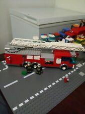 Lego city custom fire truck
