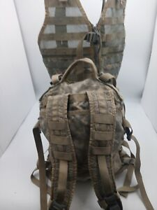 3 Day Assault Pack + Fighting Load Carrier  ACU Digital  US Army Issue B Grade