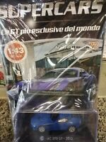 "AC 378 GT ""ZAGATO"" 2012 SUPERCARS GT COLLECTION 1:43 #73 - DIE CAST MIB"