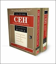 CEH Certified Ethical Hacker Bundle, Second Edition (All-in-One .9780071835572