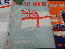 H.M.A.S Mk 111 publication by Royal Australian Navy 1944