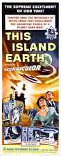 This Island Earth Poster 04 Metal Sign A4 12x8 Aluminium