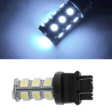 7000K 12V White RV Camper Headlight 3157 5050 18-LED Light Bulbs Backup Reverse