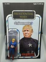Captain MAGA - Custom Action Figure