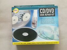 CD DVD Disc Repair Kit by Ideas In Motion Brand NEW