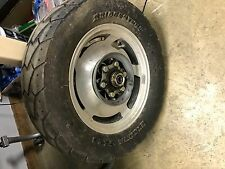 Rear wheel Yamaha VMAX 1200 Gen 1 85-07