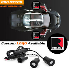 Ford F 150 Sport Roush Logo Car Door Laser Projector Ghost Shadow Light For Ford Fits Focus