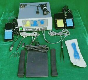 Lapaeoscopic 400 W SSe-TUR Plus Electrosurgical Unit,Analog Model W/ Accessories