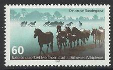 Timbres d'Allemagne et de ses anciennes colonies sur chevaux