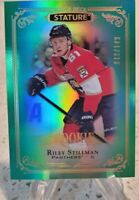 2019-20 UD STATURE GREEN PARALLEL ROOKIE RILEY STILLMAN /149 FLORIDA PANTHERS