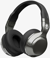 Skullcandy Hesh 2 Wireless Gun Metal Grey Bluetooth Headphones 15hr Battery Mic