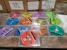 Craig Kukuk Brazilian Jiv-jitsu From A-Z 1-13 Dvds