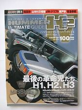 Hummer H2 Altimate Guide Book #4