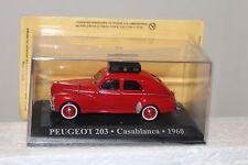 Peugeot 203 Casablanca Taxi 1960